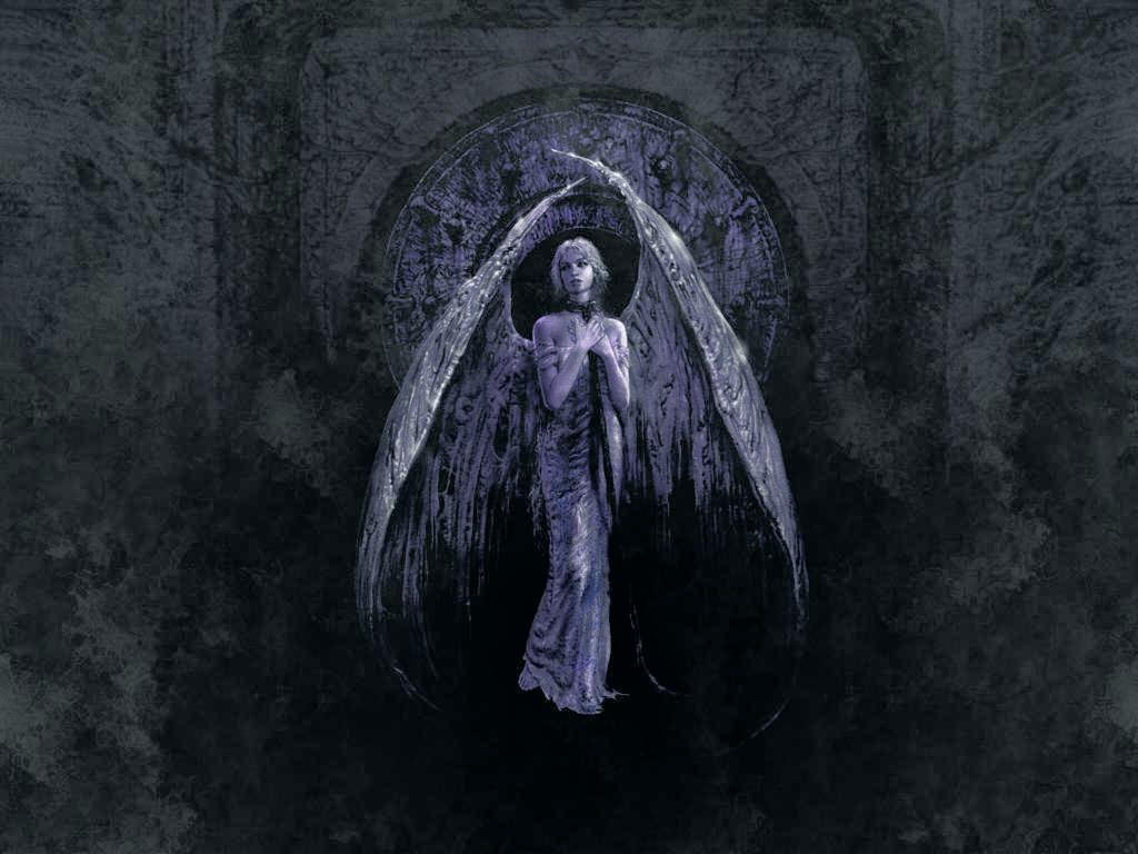 Dark Gothic Pictures of Angels http://coskudemirhan.blogspot.com/2009_05_01_archive.html